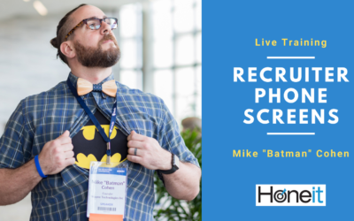 How the Best Recruiters Screen and Submit Talent